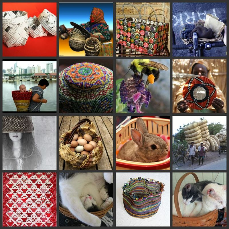 Basketcollage