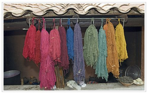 Hanging Yarn Chinchera 4316