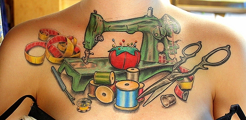 Sewingtatoo