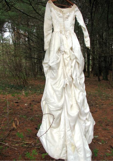 JourneySeeds Wedding Dress Repurposed